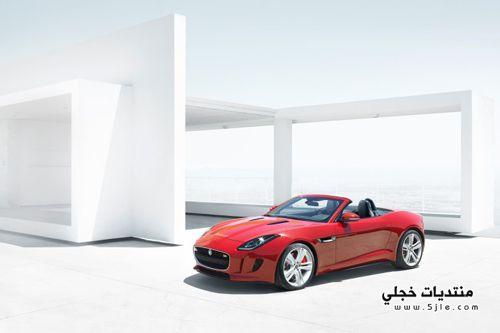 جاكوار تايب 2014 سيارات رياضيه