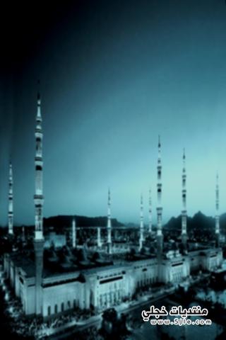 اجدد خلفيات رمضان للايفون 2013