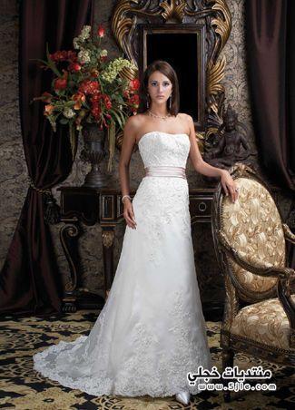 فساتين زفاف للاميرات فساتين زفاف