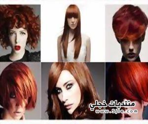 احدث الوان الشعر 2013 جديد