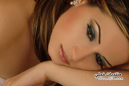مكياج لبناني للعيون ميكب عيون