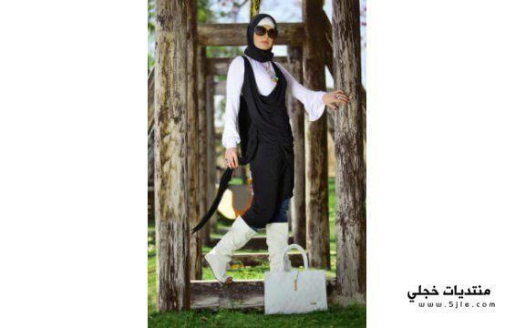 تصاميم حجاب للمصممة مروة البغدادي