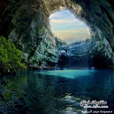 ميلساني جزيرة كيفالونيا باليونان ميلساني