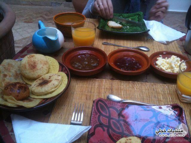 وجبات الافطار العالم وجبات الافطار