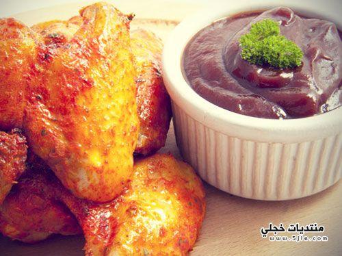 الدجاج بصلصة الصويا طريقة تحضير