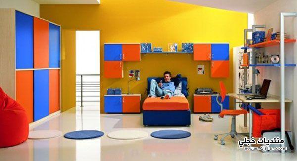 اجدد الغرف احلي الاطفال ديكورات