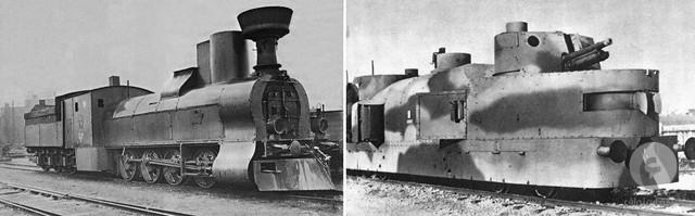 القطارات المقاتلة قطارات مقاتلة قطارات