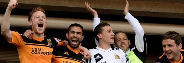 سيتي البريميرليج Hull City صعود