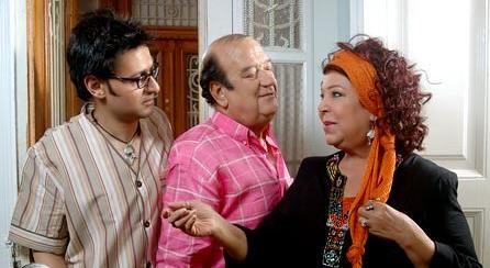 شقية لنجم المصري رامز جلال