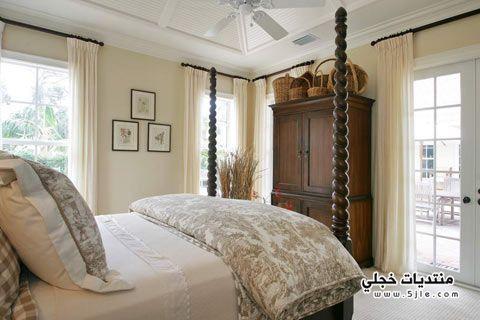 الديكورات الداخلية لغرف النوم احدث
