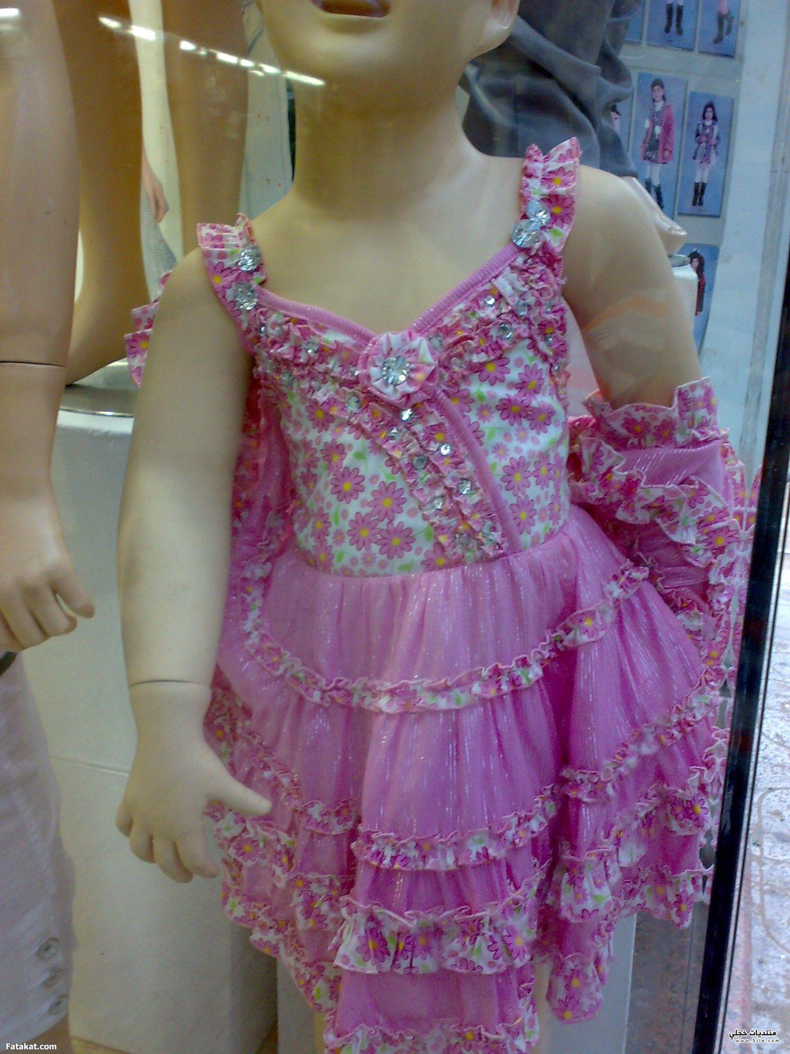 استيلات مختلفة لازياء الاطفال ازياء