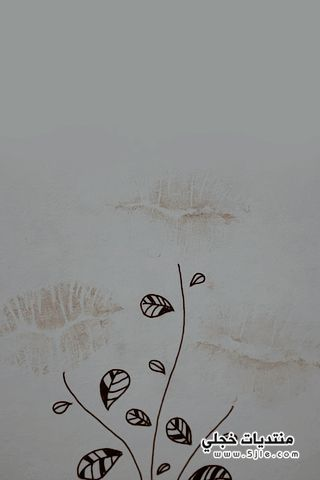 خلفيات ايفون رسومات جميلة للايفون