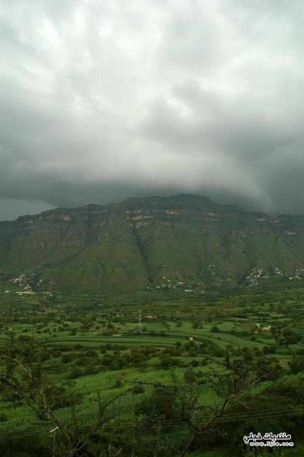 اليمن وجمالها مدينه اليمانيــه اليمن
