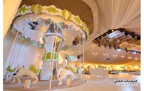 تصاميم كوشة عروس افكار لتصميم