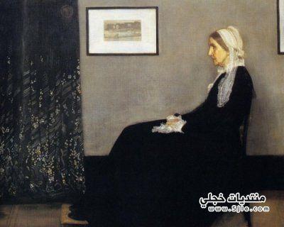 النساء بريشة الرسامين اشهر نساء