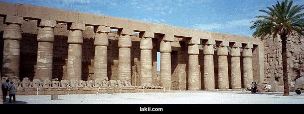 اجمل معبد الأقصر الجميلة معبد