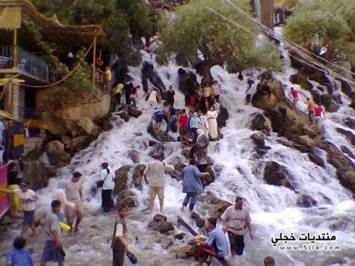 شلالات الببخال2013 كوردستان العراق 2015