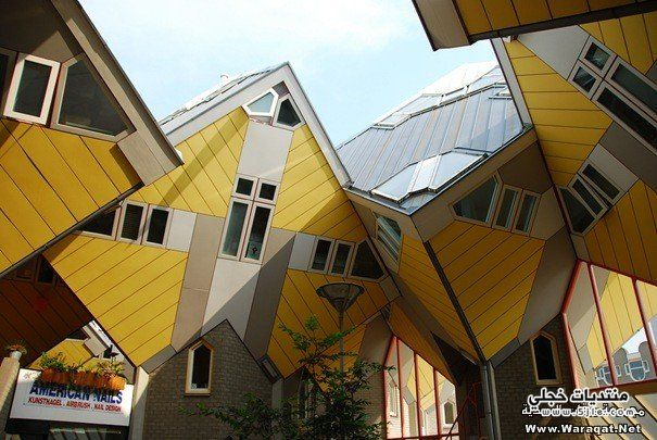 مباني عجيبة مباني غريبة مباني