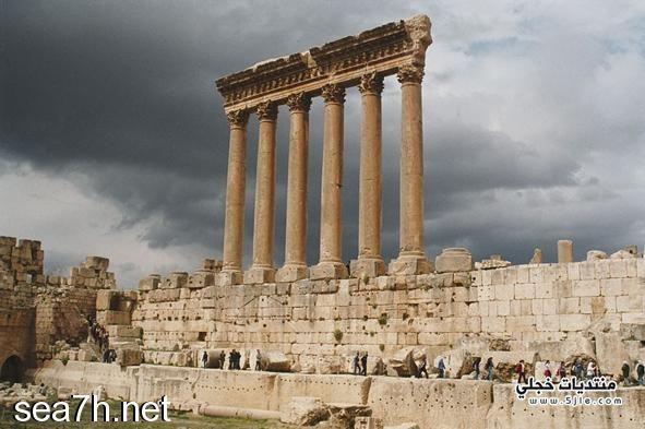 مدينة الشمس التاريخية بعلبك 2014