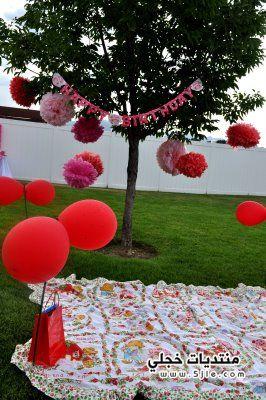 افكار رائعة لحفلات الاطفال 2015