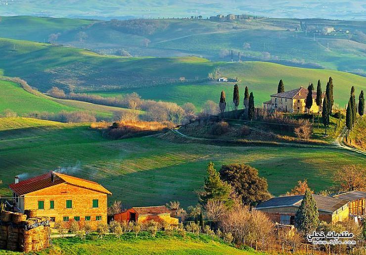 توسكانا الايطاليه 2014 سياحية لمدينة