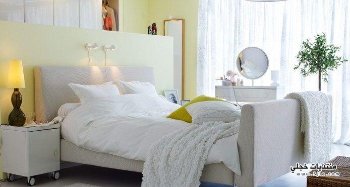 غرف نوم ايكيا للبنات المراهقات   منتديات بورصات