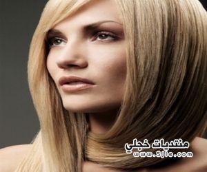 تلوين الشعر بطرق طبيعية 2013