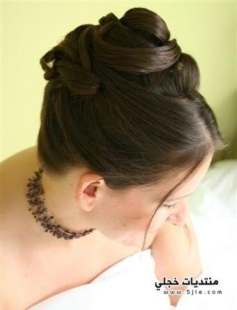 افخم تسريحات البنات تسريحات الشعر