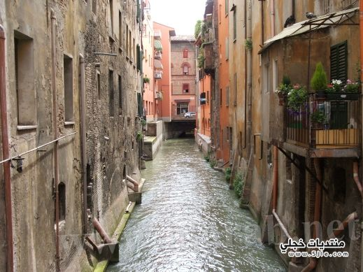 السياحة مدينة بولونيا الايطالية 2015