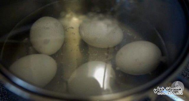طريقة الصفار البياض الصفار البيض
