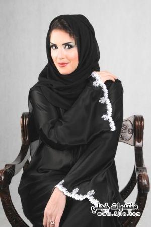 مجموعة عبايات بحرنيه خرفه 2014
