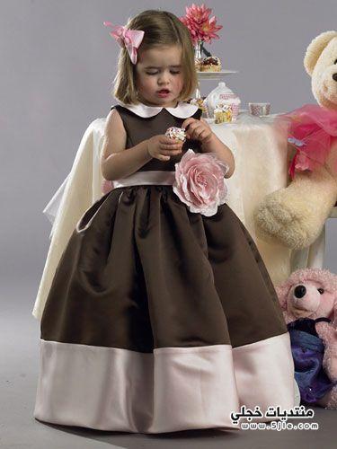 جديد فساتين جميلة للاطفال ازياء