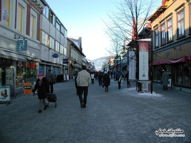 سياحية لمدينة ليلهامر 2014 مدينة