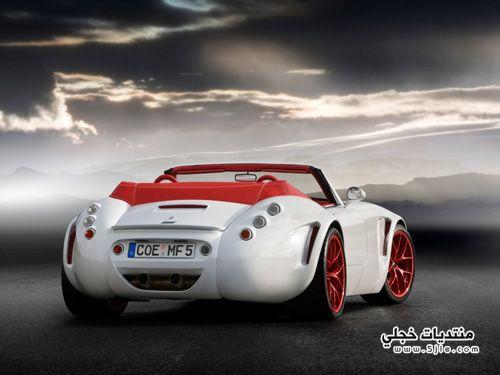احدث سيارة وايزمان 2013 سرعة