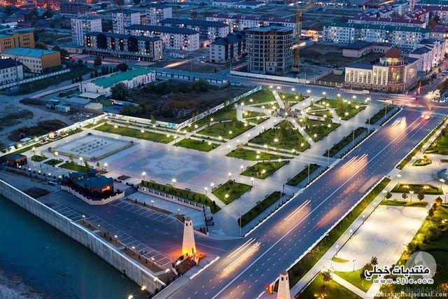 مدينة غروزني مدينة غروزني السياحة