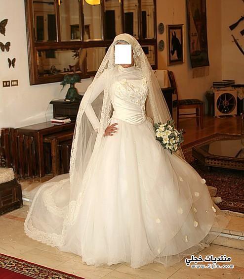 مجموعة فساتين زفاف راقيه فساتين