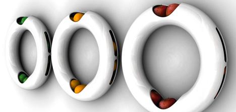 فواكة 2014 تصاميم سلات الفواكة