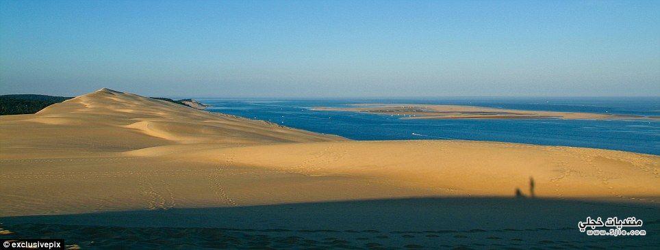 الرمال فرنسا 2015 الجبل الرملي