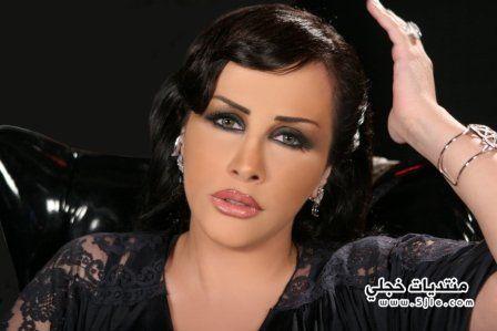 مكياج مشاهير الفن المذيعة دبوق