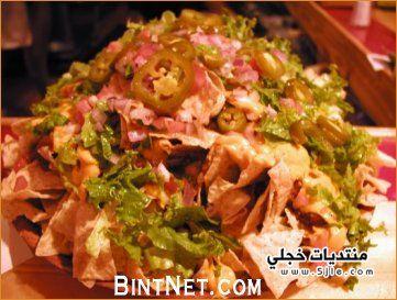 كيفية اكلات مكسيكية 2014 اطباق