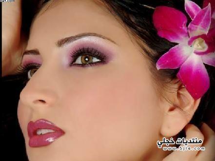 مكياج ناعم للبنات هادي 2014