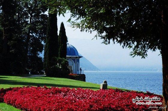 بحيرة كومو ايطاليا 2014 بحيرة