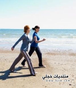 المشى مفيد لصحتك المشى مفيد