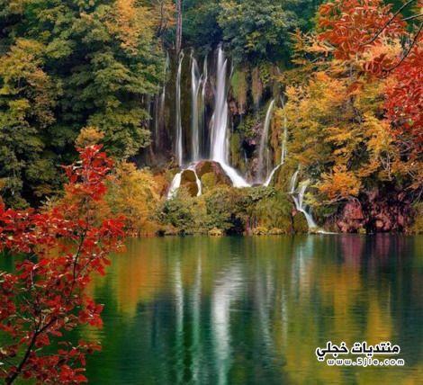 بحيرات بليتفيتش كرواتيا 2014 اجمل