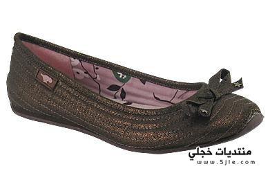 مجموعة احذية جديدة للبنات 2013