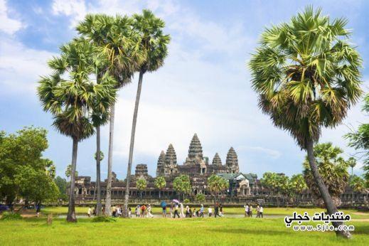 السياحة كمبوديا 2014 سياحية كميوديا