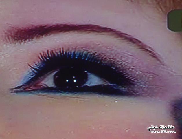 احدث عيون مكياج عيون للسهرة