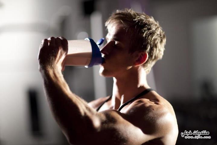 البروتين لكمال الاجسام كمال اجسام