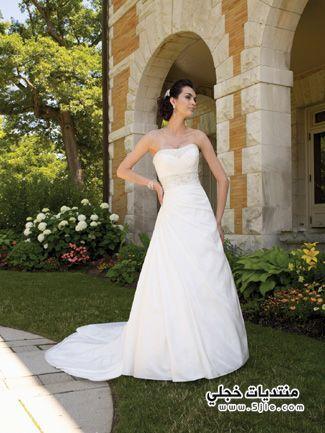 فساتين زفاف غاية الجمال 2014