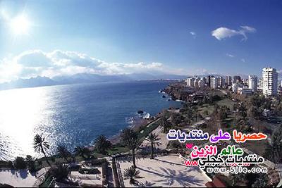 تقرير تركيا السياحة تركيا 2015